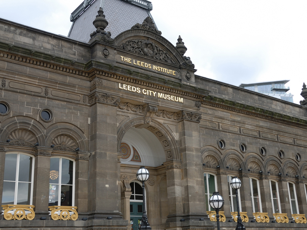 Leeds City Museum © Leeds Museums and Galleries