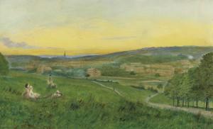 View from Woodridge