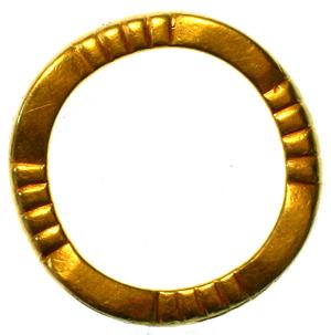 Niello Finger Ring © Trustees of the British Museum